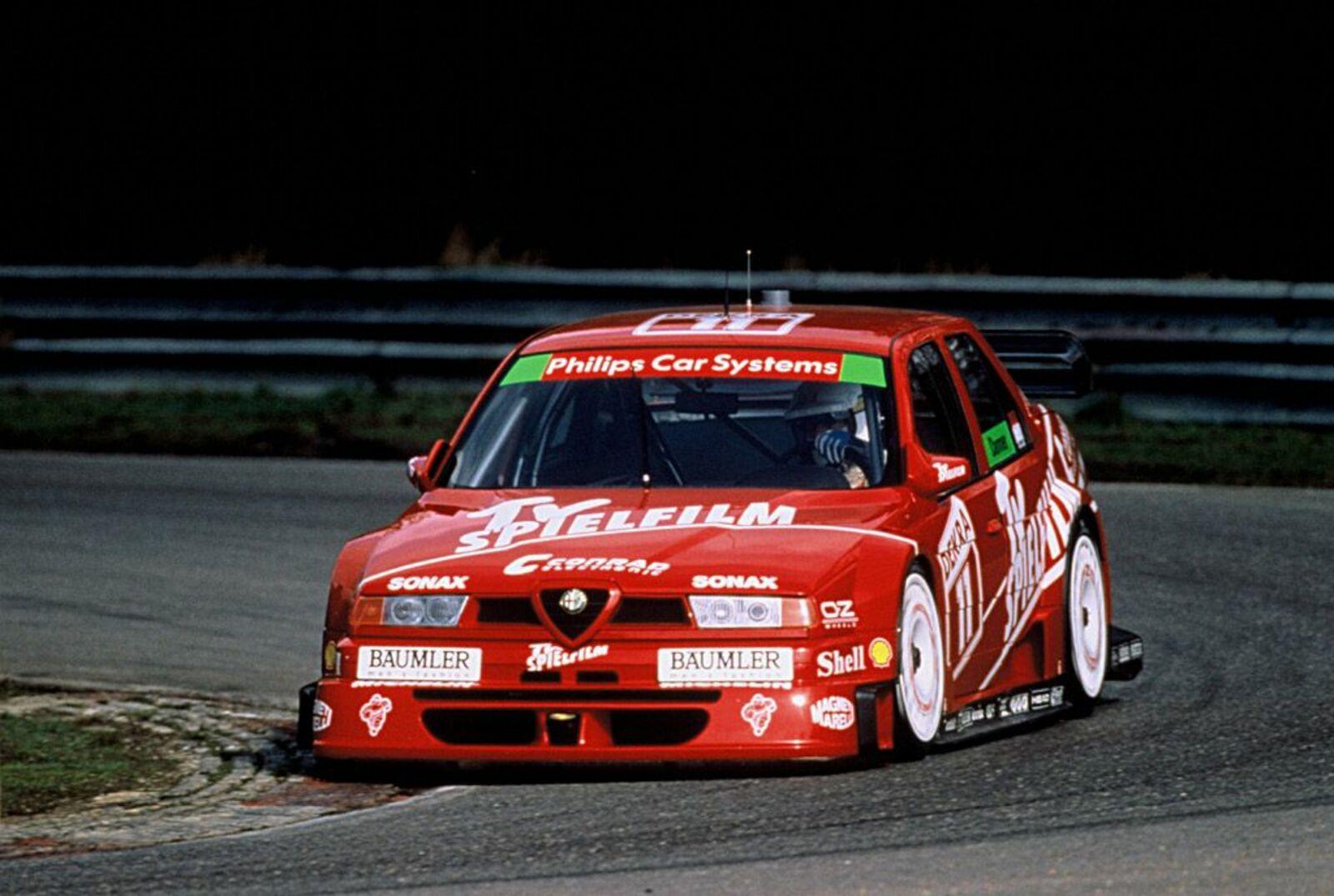 Alfa Romeo 155 Btcc