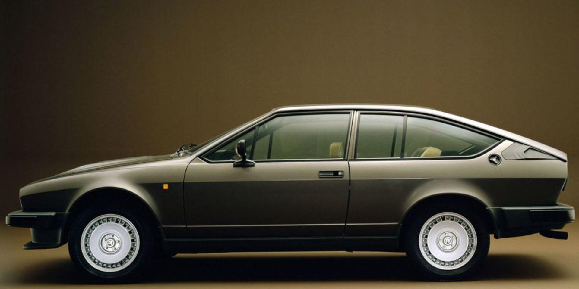 Alfa Romeo Gtv6 1
