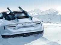 Alpine A110 Sportsx Concept Car (2)