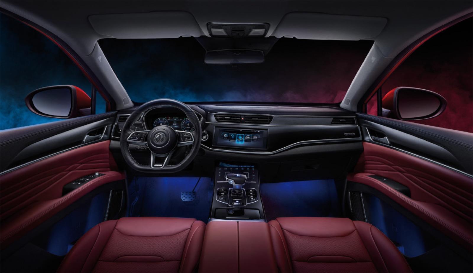 Dfsk Ix5 Interior