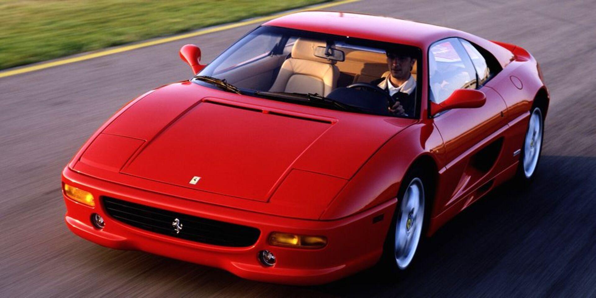 Ferrari F355 1994 7