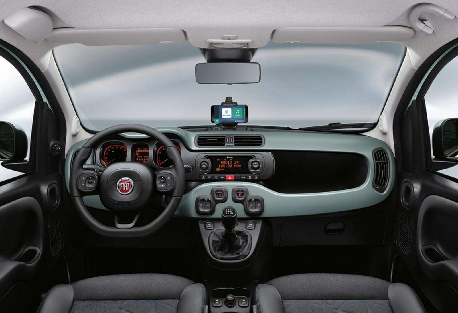 Fiat Panda Hybrid (1)