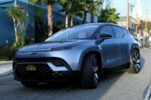 Fisker Ocean, el SUV eléctrico que acelera de 0 a 100 km/h en menos de 3 segundos