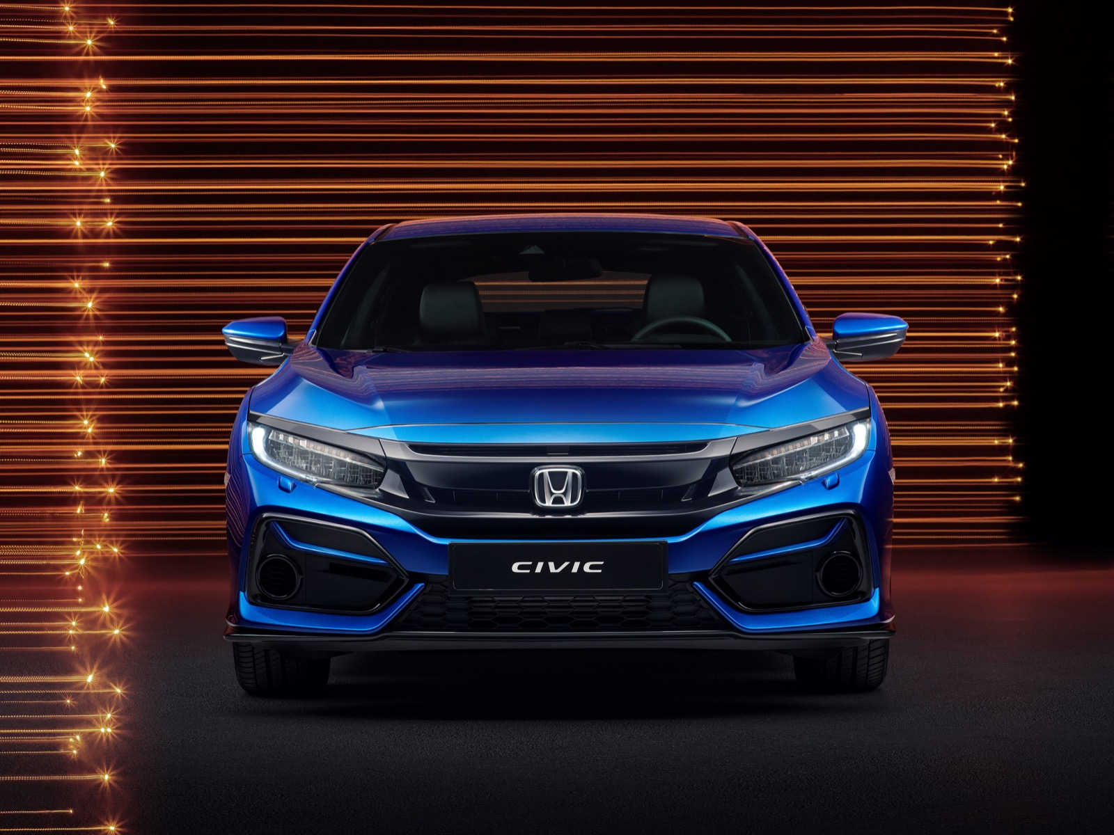 New Honda Civic Sport Line Delivers Type R Inspired Styling
