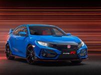Honda Civic Type R Restyling 4