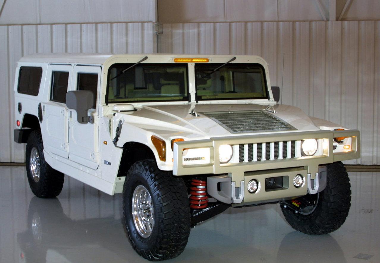 Hummer H1 Alpha Concept 2001 1280 01