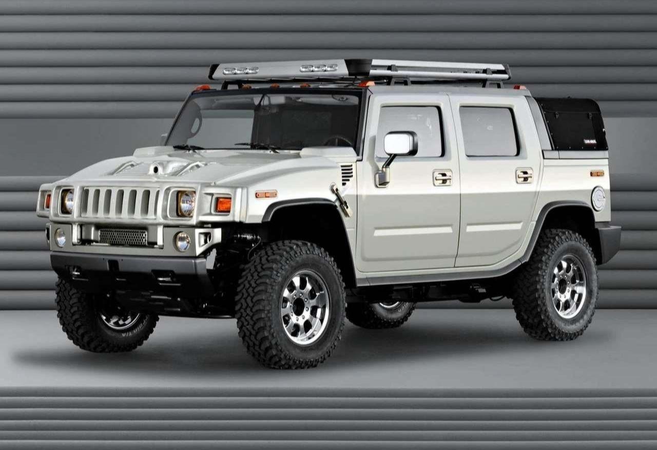Hummer H2 Sut Dirt Sport Concept 2003 1280 01 (1)