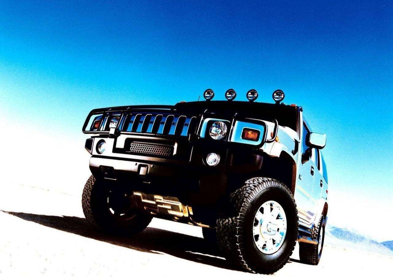 Hummer H2 Suv 2003 1280 02