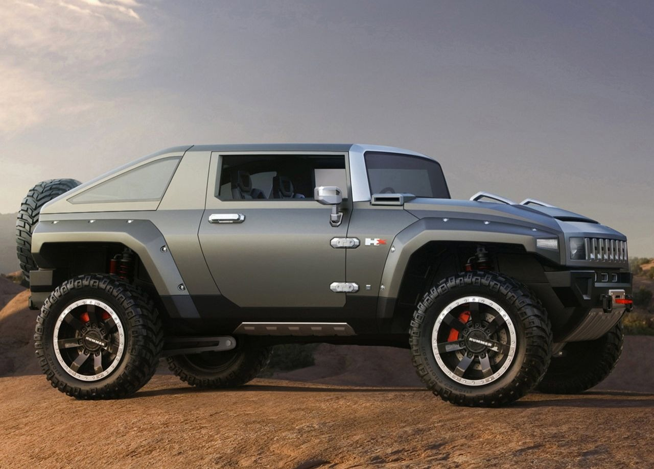 Hummer Hx Concept 2008 1280 01