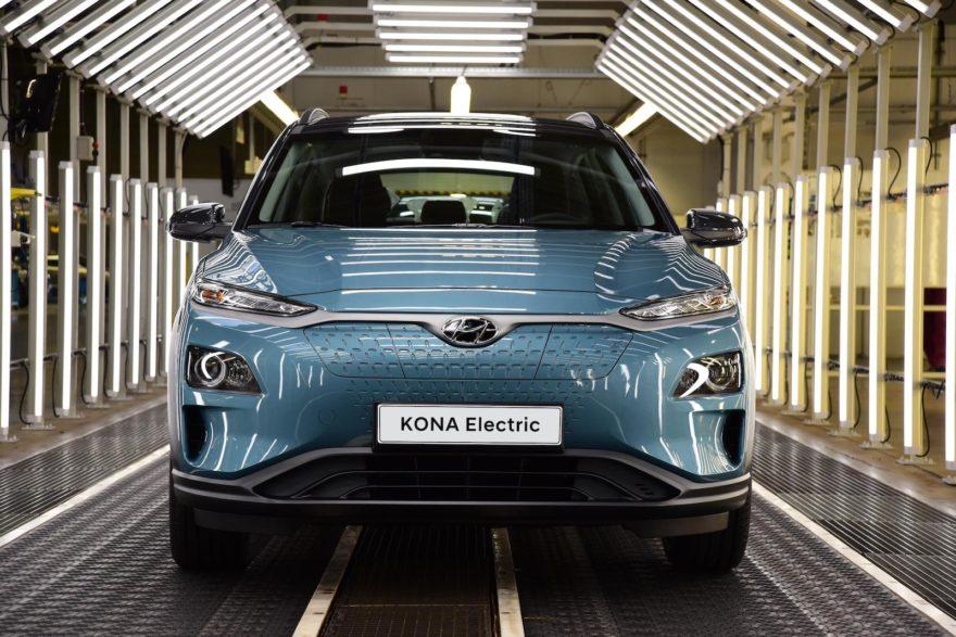 Hyundai Kona Electrico Triplica Produccion 1