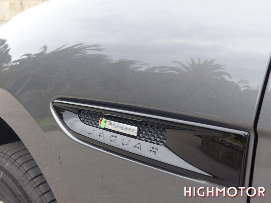 Jaguar F Pace R Sport 0093