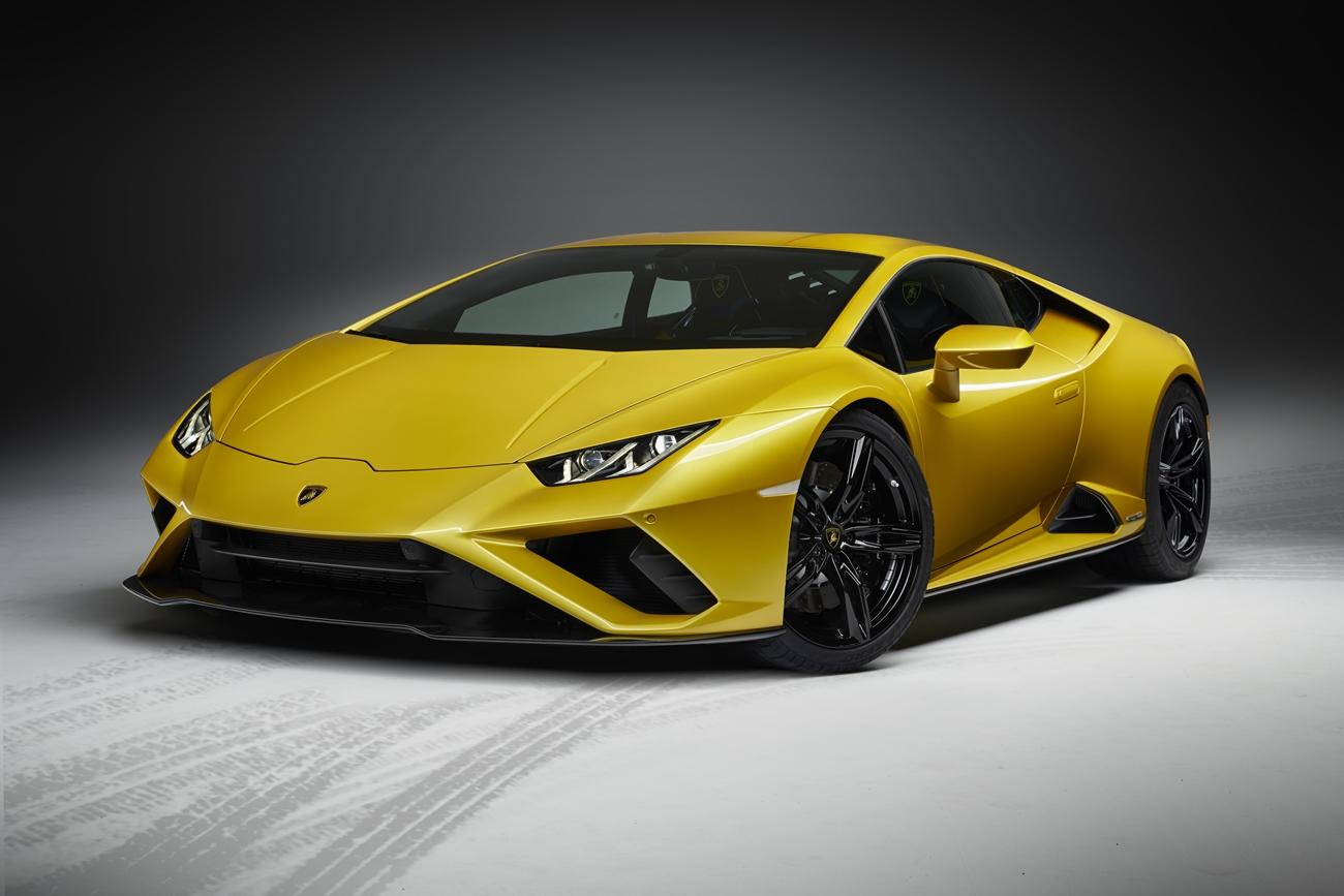 Lamborghini Huracán Evo Rwd (4)