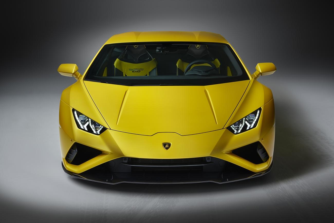 Lamborghini Huracán Evo Rwd (6)