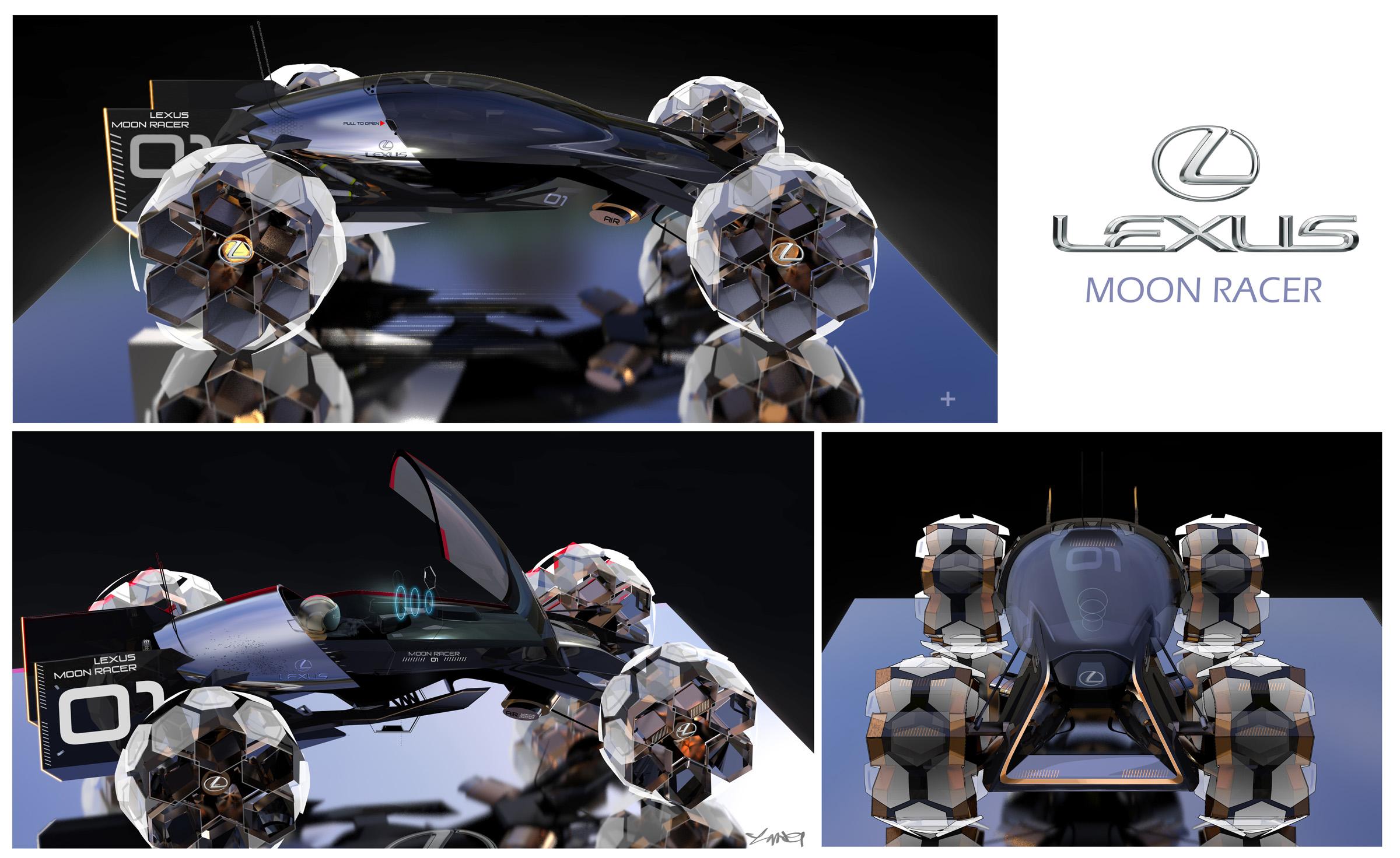 Lexusmoonracer Y.presciutti
