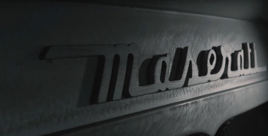 Maserati Electrico Video 1