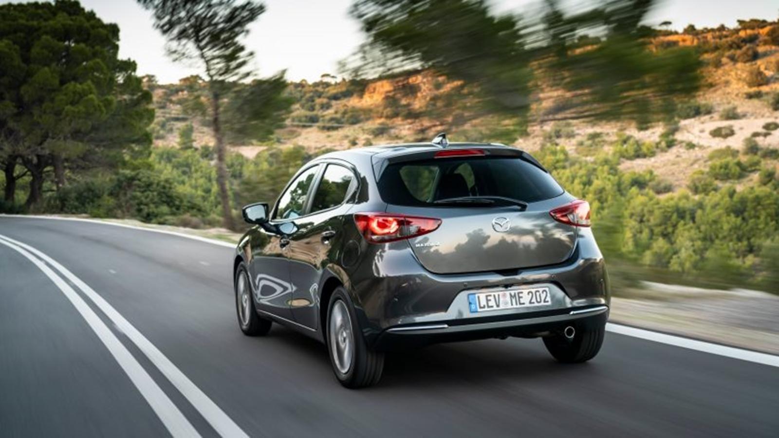 Mazda 2 2020 (5)