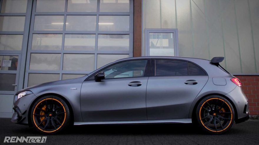 Mercedes Amg A 45 Renntech 600 Cv 2