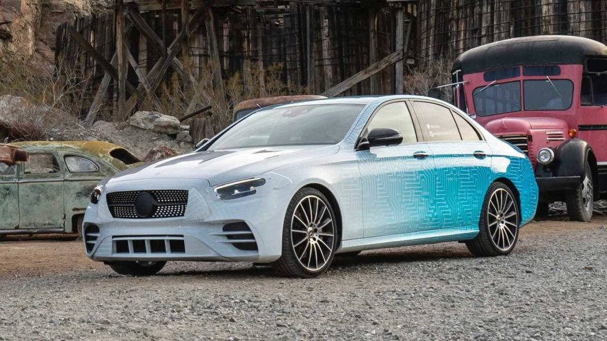 Mercedes Clase E Restyling 1