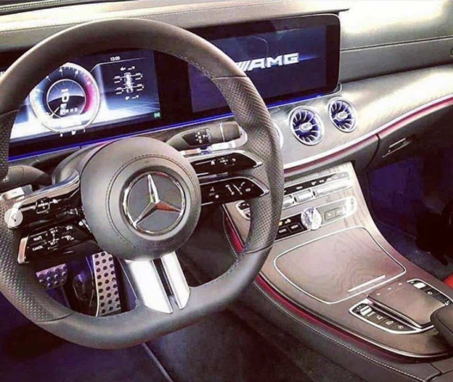 Mercedes Clase E Restyling 2