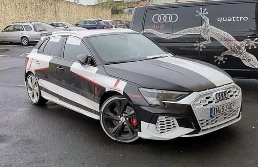 Nuevo Audi S3 Filtracion 1
