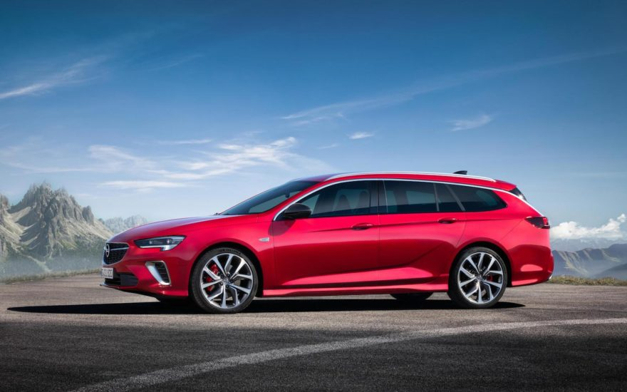 Opel Insignia Gsi Diesel Desaparicion 2