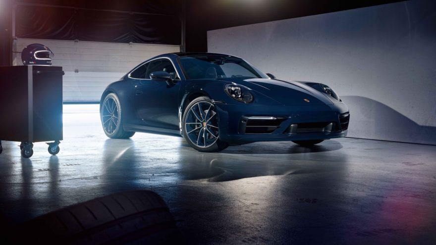 Porsche 911 Edicion Especial Jacky Ickx 2