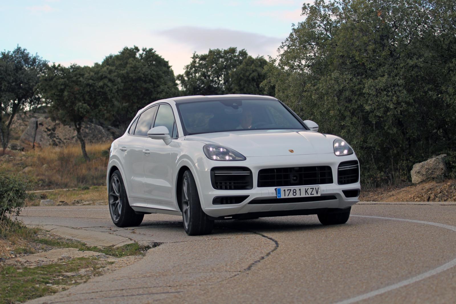Porsche Cayenne Coupe 5
