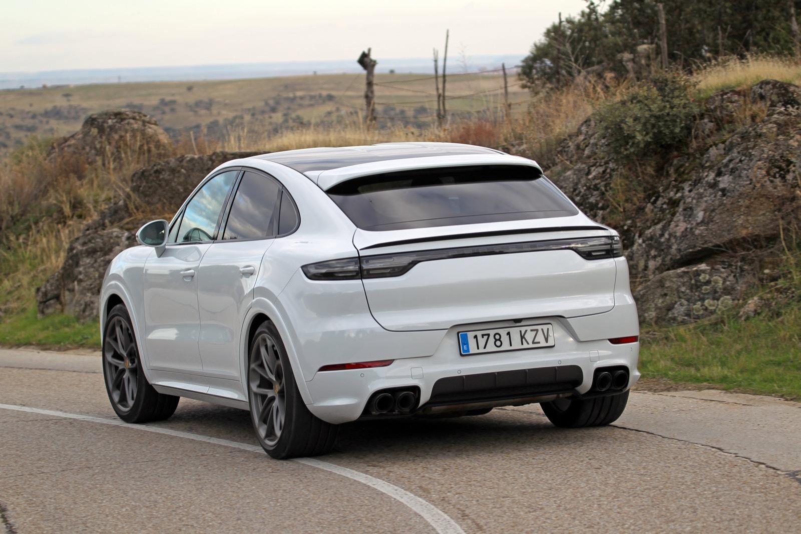 Porsche Cayenne Coupe 6