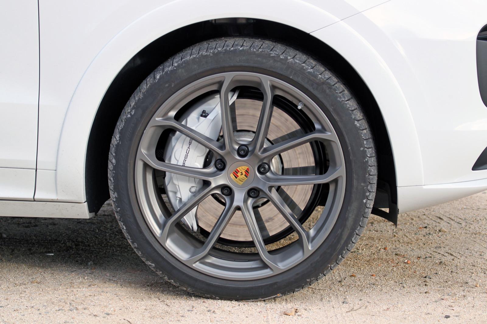 Porsche Cayenne Coupe 9