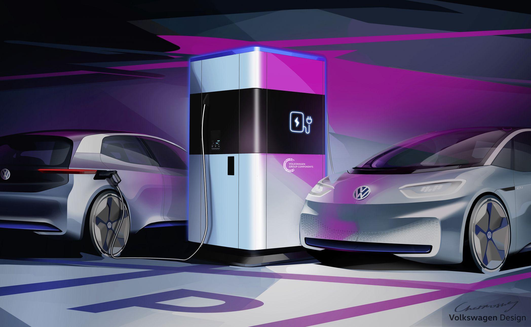 Power Bank Volkswagen Portatil