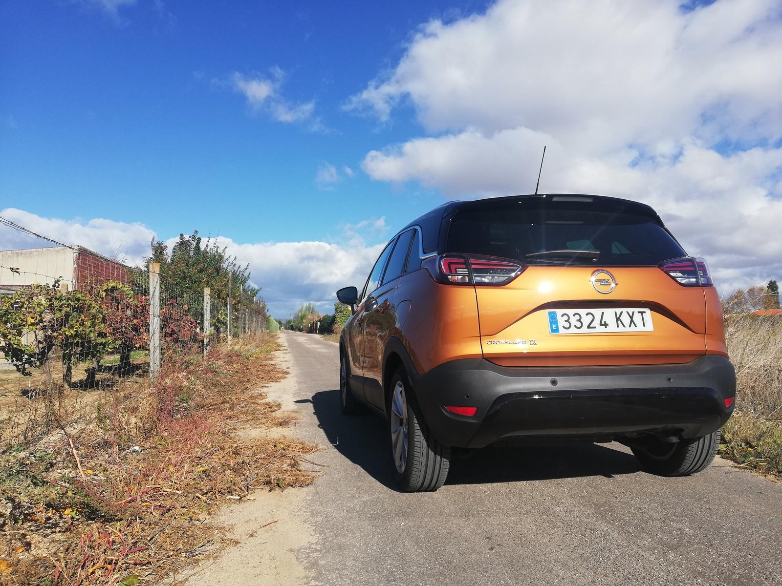 Prueba Opel Crossland X (12)