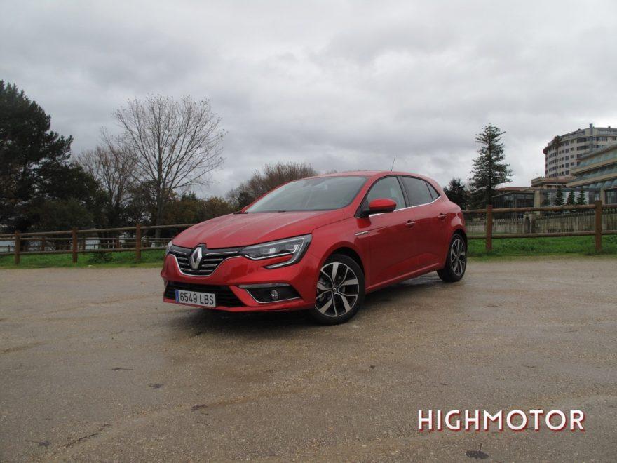 Prueba Renault Megane1