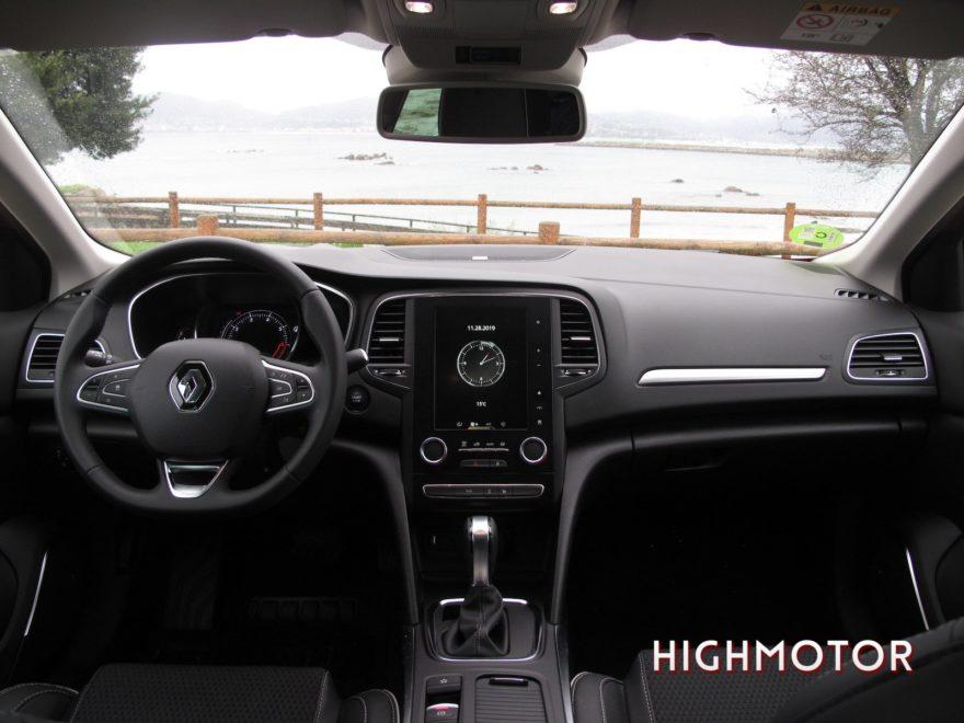 Prueba Renault Megane5