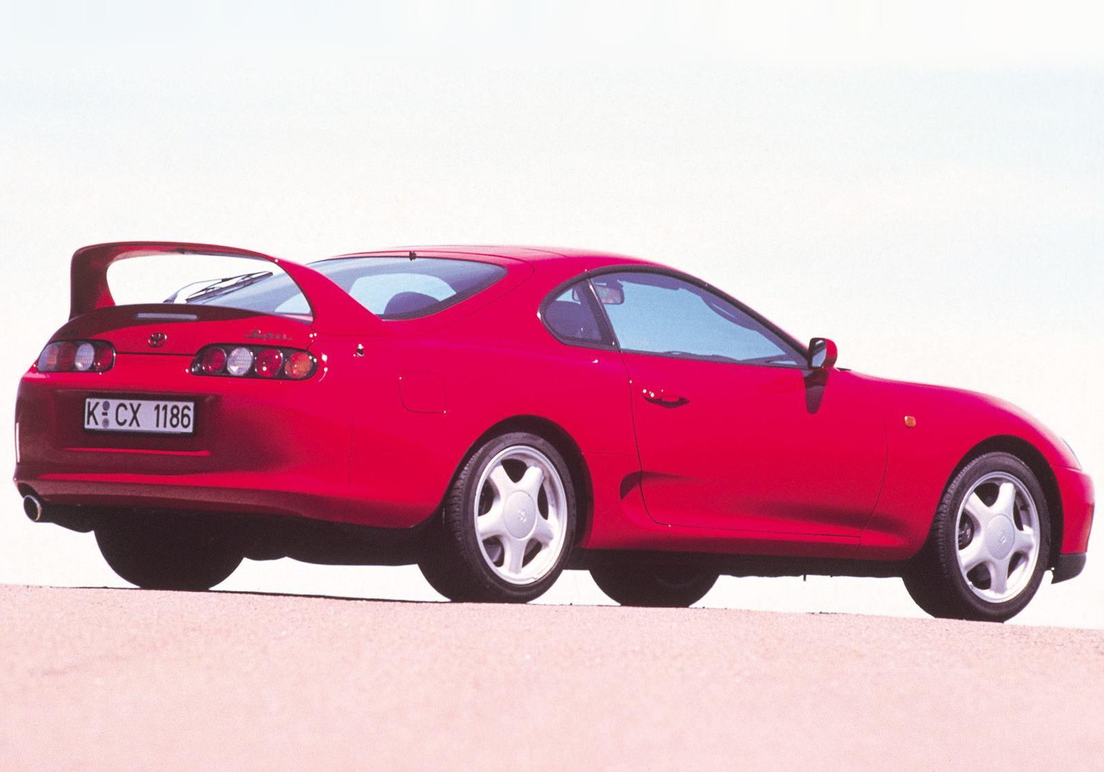 Recambios Toyota Supra (2)