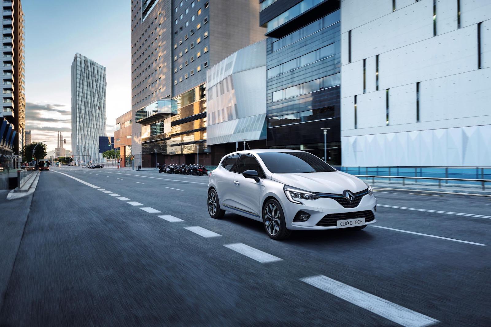 Renault Clio Captur Hibrido 7