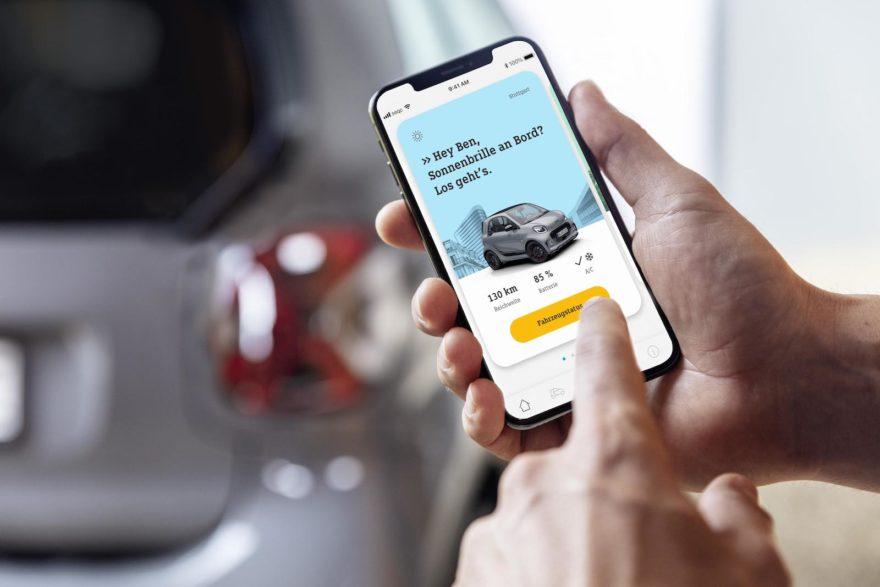 Smart Carsharing 2