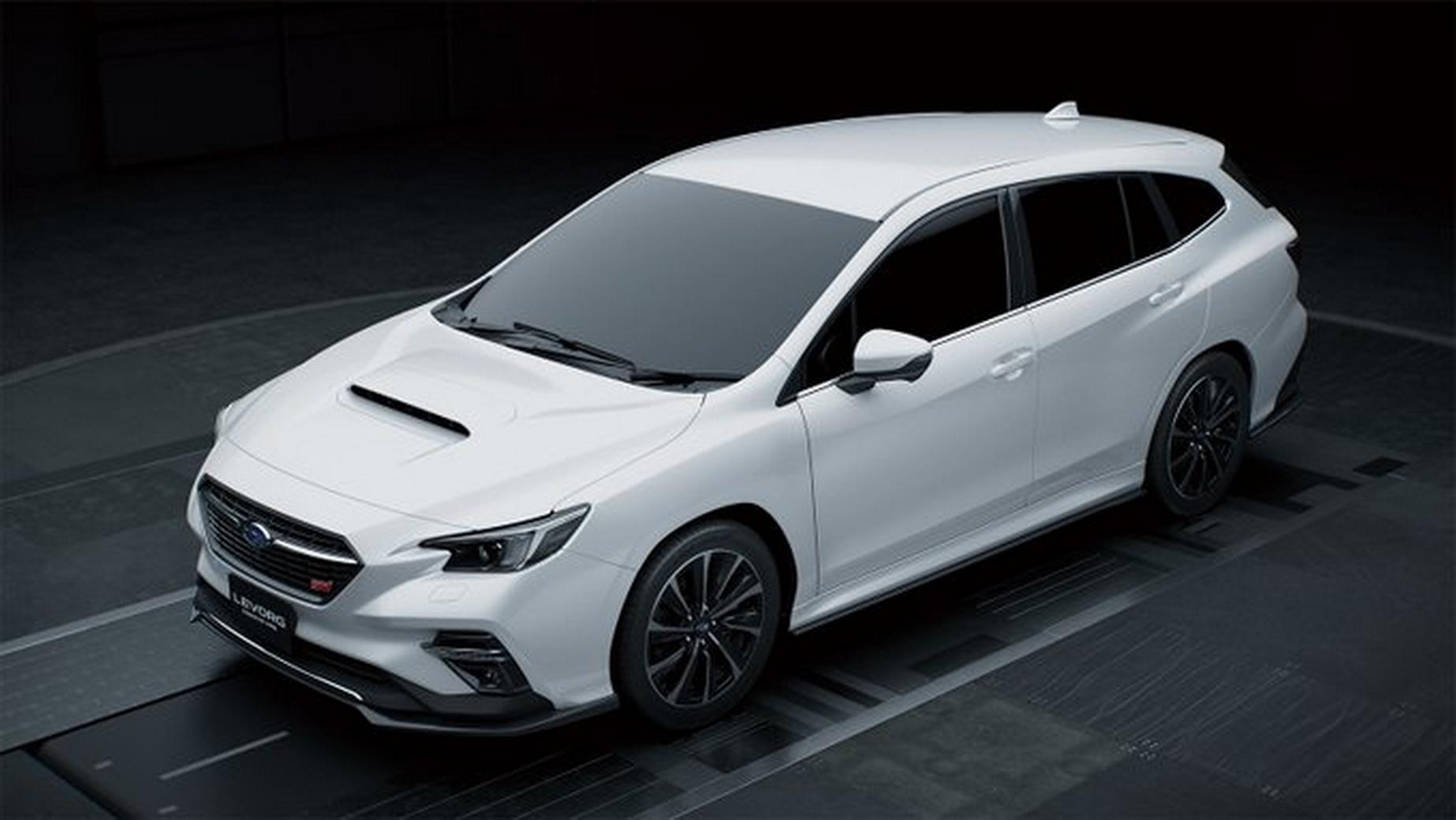 Subaru Levorg Prototype Sti Sport 2020 (1)