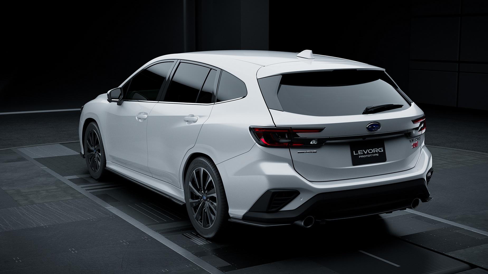Subaru Levorg Prototype Sti Sport 2020 (2)