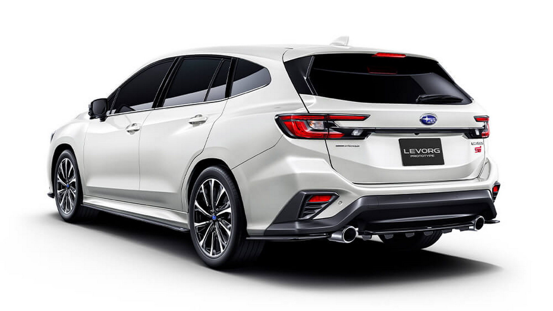 Subaru Levorg Prototype Sti Sport 2020 (3)