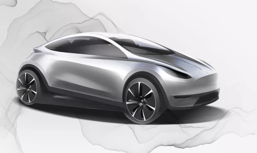Tesla Compaco Fabrica China 1