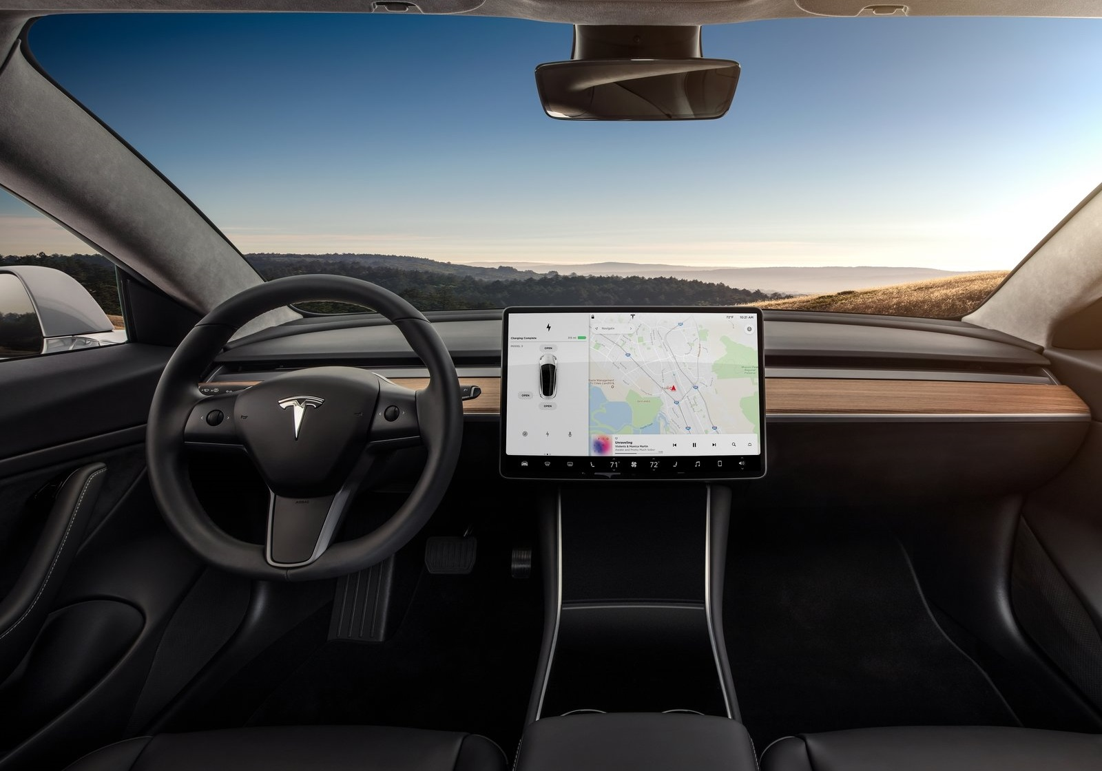 Tesla Model 3 2018 1600 12