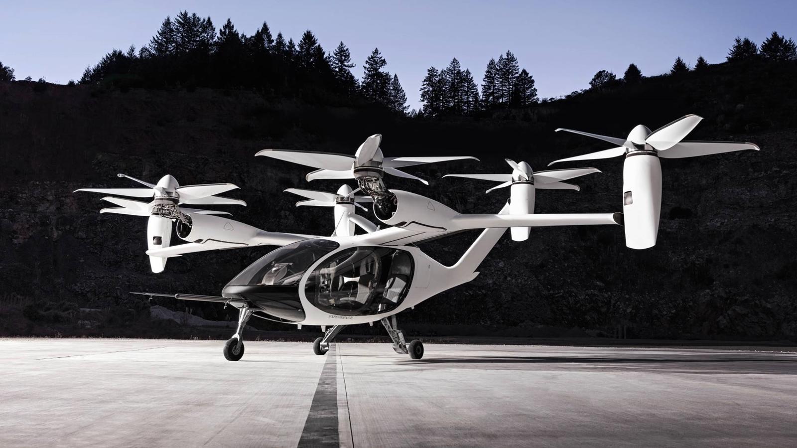 Toyota Coche.volador