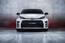 El Toyota GR Yaris, el utilitario más radical, ya tiene precio en Alemania