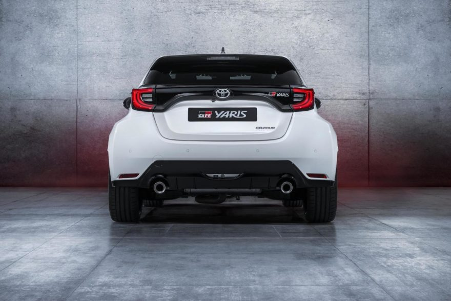 Toyota Gr Yaris 261 Cv 3