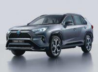 Toyota Rav 2020 Plug In Hybrid Europa (5)