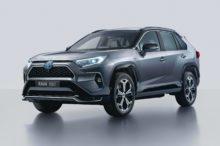 El Toyota RAV4 Plug-in-Hybrid llega a Europa