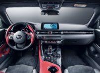 Toyota Supra Variante Acceso 4