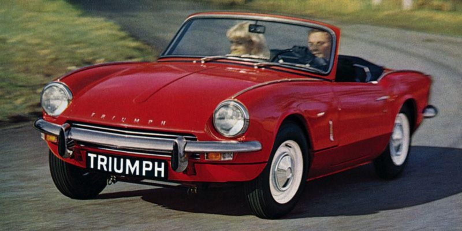 Triumph Spitfire 1967