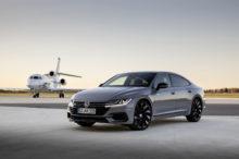 Se avecina un Volkswagen Arteon R para buscarle las cosquillas al Mercedes-AMG CLS 53