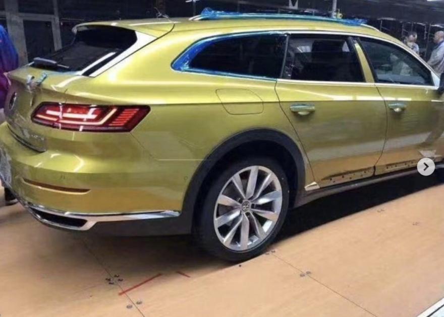 Volkswagen Arteon Shooting Brake 1